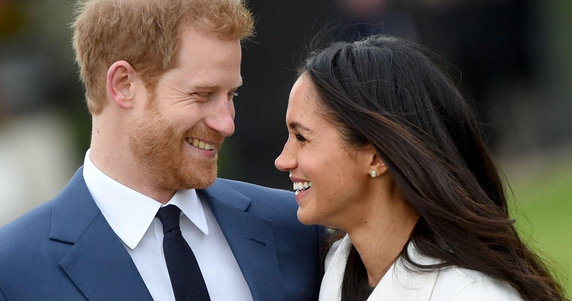 Compromiso del príncipe Enrique de Inglaterra con la actriz Meghan Markle