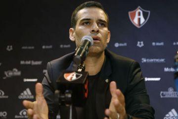 Rafael Márquez asume como presidente deportivo del Atlas
