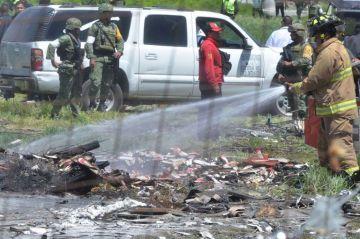 Explosión en Tultepec que deja 19 muertos inició en polvorín clandestino