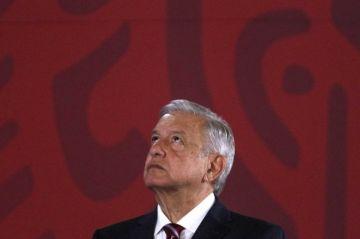 AMLO espera que partidos políticos devuelvan 50% de la financiación pública