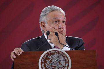 AMLO se deslinda de la decisión de extender el mandato del gobernador de