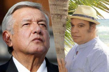 AMLO asegura que Juan Gabriel sigue vivo por sus canciones