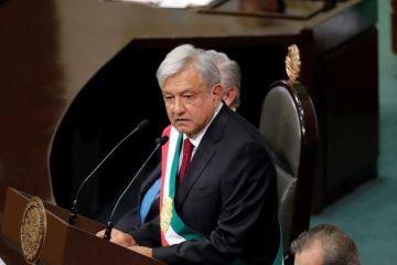 """López Obrador luchará contra """"inmunda corrupción pública y privada"""" en"""