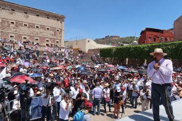 López Obrador llama a la unidad a empresarios y deja a un lado confrontación