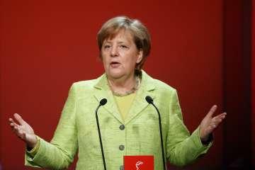 """Merkel tuvo que aclarar a Trump los """"fundamentos"""" de la UE, según """"The Times"""""""