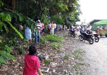 Investigan asesinato de niña hallada desmembrada en dos costales