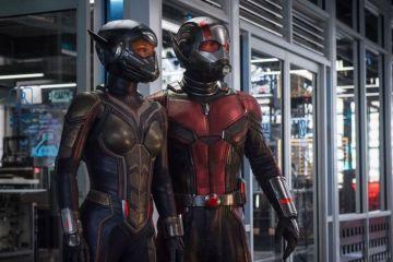 """""""Ant-Man and the Wasp"""" sobrevuela la taquilla"""