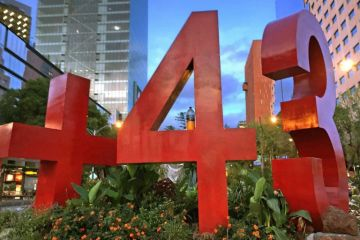 Antimonumentos cambian rostro de capital mexicana en un llamado a no olvidar