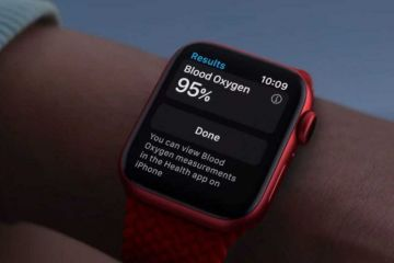 Apple presenta el Apple Watch Series 6 que mide el nivel de oxígeno en sangre
