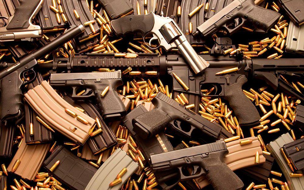armas ilegales en México provenientes de Estados Unidos