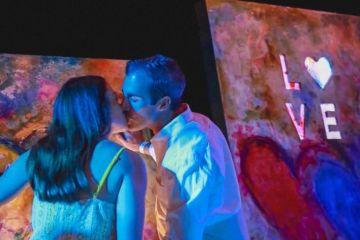 """El artista Iván Guaderrama """"instala"""" el arte interactivo en Los Cabos"""
