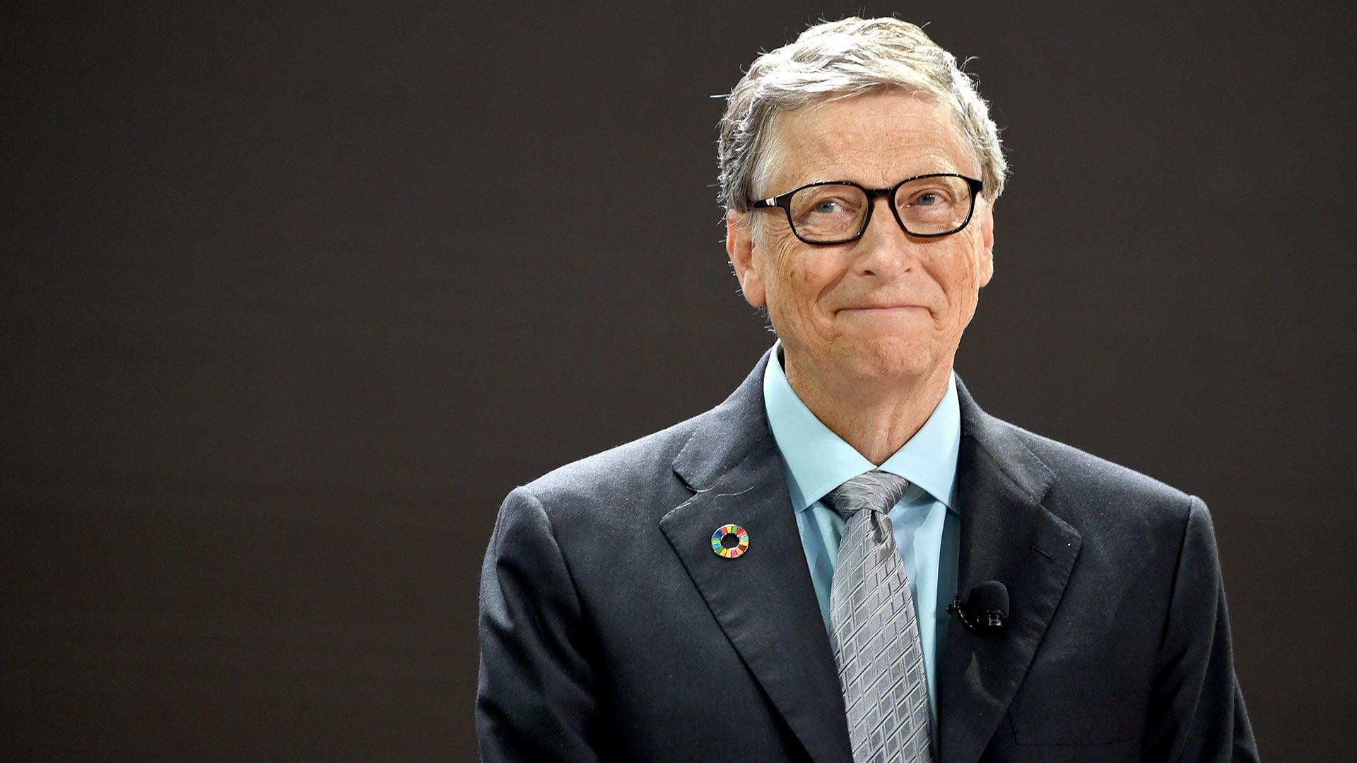 Bill Gates fue elegido miembro de la Academia China de Ingeniería