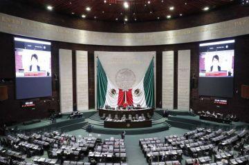 La Cámara de Diputados de México remite al Ejecutivo el presupuesto para 2021