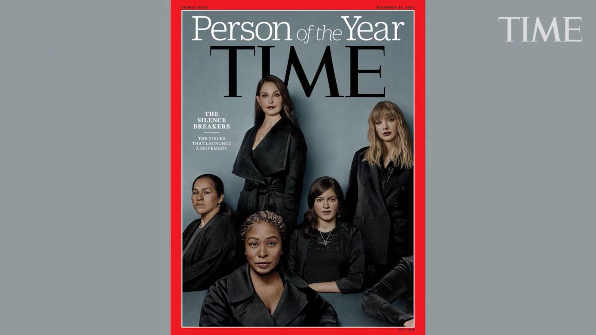 Time magazine portada persona del año