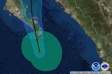 Bud se localiza a 125 km de Cabo San Lucas, Baja California Sur
