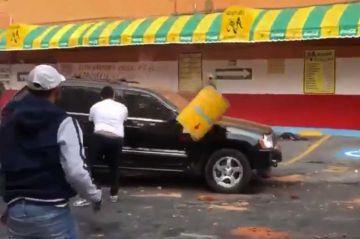 Desalojan popular taquería de Ciudad de México tomada por los trabajadores