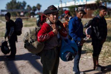 CNDH pide rechazar expresiones xenófobas contra migrantes