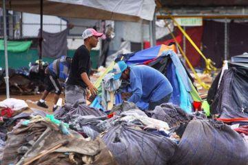 Incertidumbre sobre el paradero de más de 3,000 migrantes en Tijuana