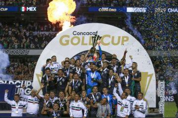 México gana su undécima copa al vencer a Estados Unidos en la Concacaf Gold