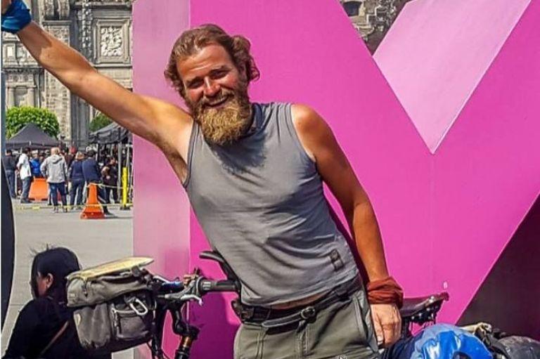 ciclista asesinado
