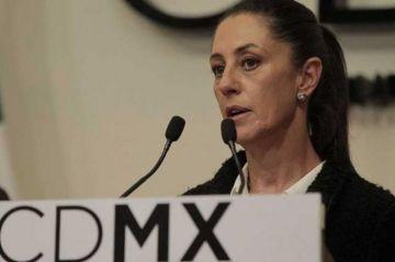 Sheinbaum se convierte en la primera alcaldesa electa de Ciudad de México