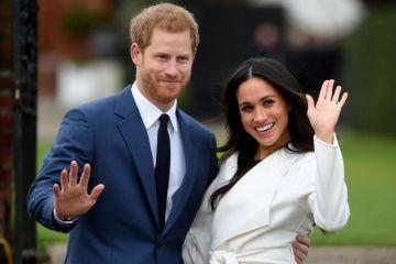 El príncipe Enrique se compromete con su novia Meghan Markle