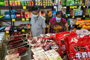 De complot contra China a un virus colombiano, la narrativa venezolana del