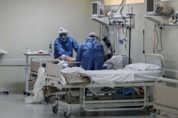 """Médicos argentinos: """"Estamos perdiendo la batalla"""" contra el COVID-19"""