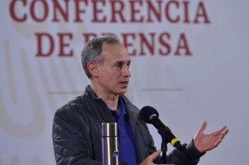 Hugo López-Gatell declara que nueva cepa de covid-19 podría ya estar en