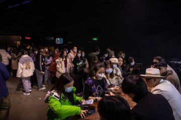 China detecta 9 contagios locales entre sus 25 nuevos casos de covid-19