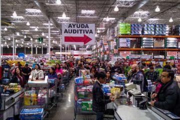 Coronavirus desata compras de pánico en México