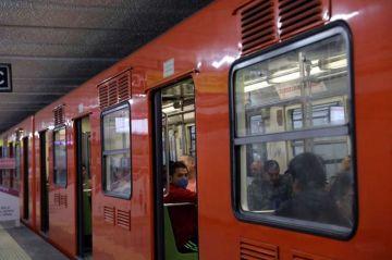 Ciudad de México reduce movilidad en transporte en fase 3 de contagios