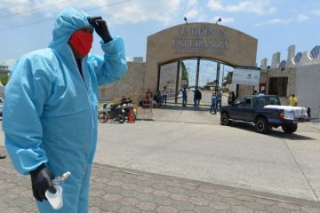 Ecuador confirma un desfase de unos 5,700 muertos en la provincia de Guayas