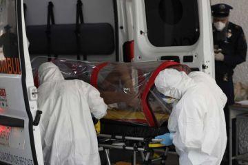 Ciudad de México registra ocupación del 32 % de camas para enfermos de COVID