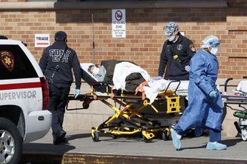 Estados Unidos acumula 598,392 muertos y 33,389,896 contagios de covid-19