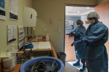 México registra 11,394 casos de COVID-19 en personal sanitario