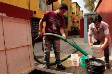 Recomiendan extremar precauciones de higiene por corte de agua en CDMX