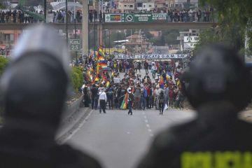 La crisis persiste en la primera semana de la presidenta interina de Bolivia
