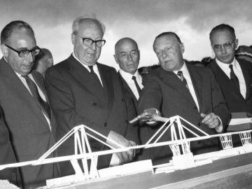 Diseñador del puente derrumbado en Génova advirtió hace 40 años sobre