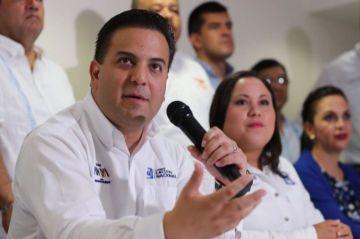 Damián Zepeda, presidente del PAN dejará el cargo por malos resultados