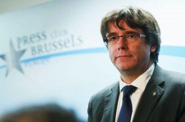 Puigdemont dice buscar atención internacional y no asilo político en Bélgica