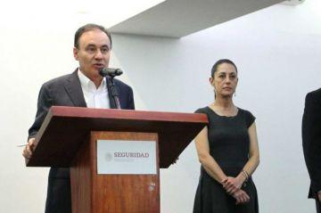 CDMX y EDOMEX enfrentarán juntos la delincuencia en zona limítrofe