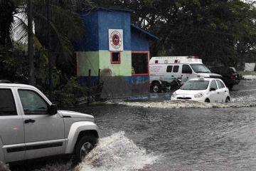 La depresión tropical 15-E se forma en aguas del Pacífico mexicano