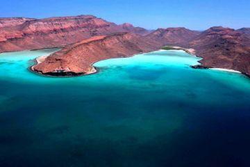 Isla Espíritu Santo, una joya desértica llena de leyendas y biodiversidad