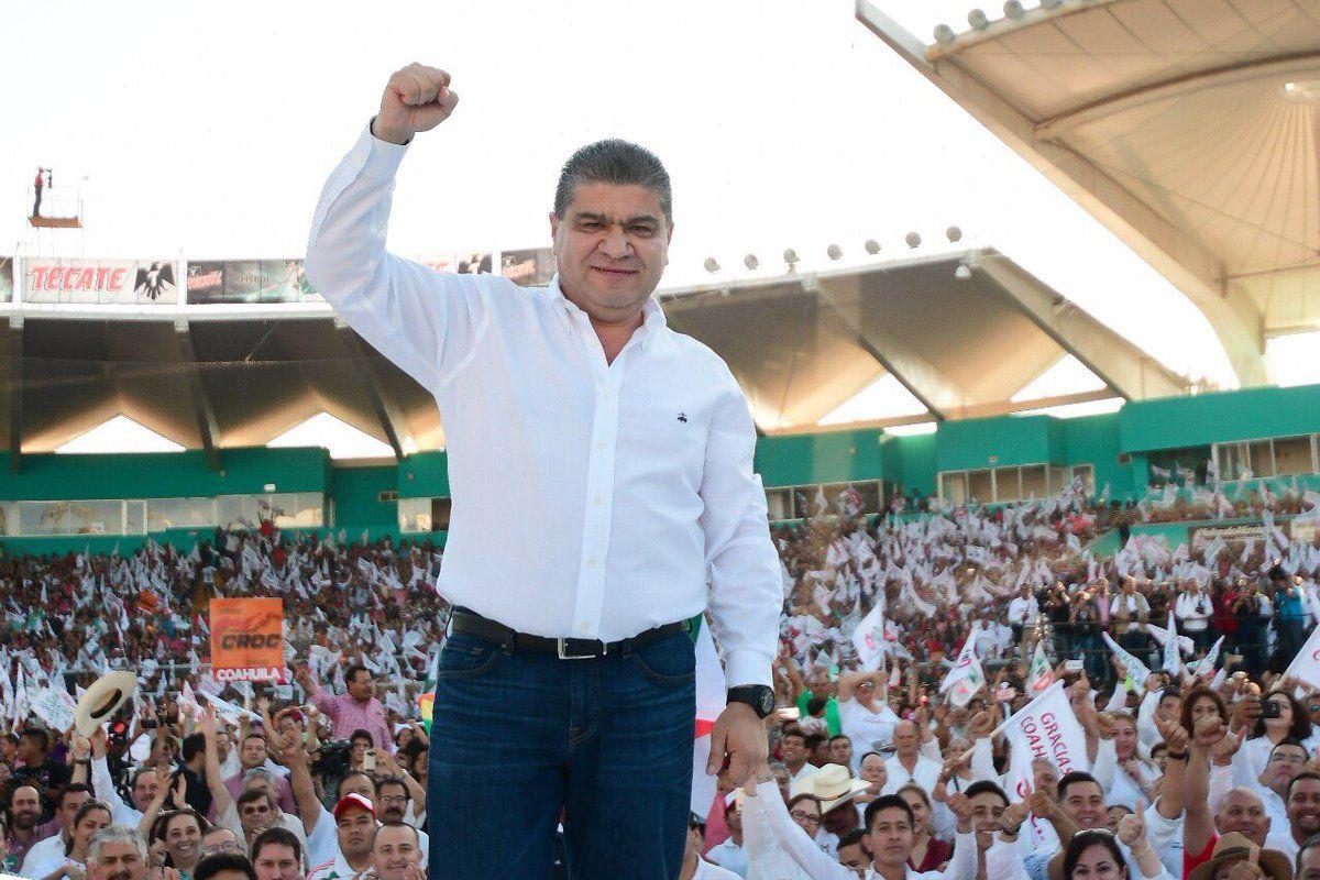 Miguel Ángel Riquelme PRI Coahuila