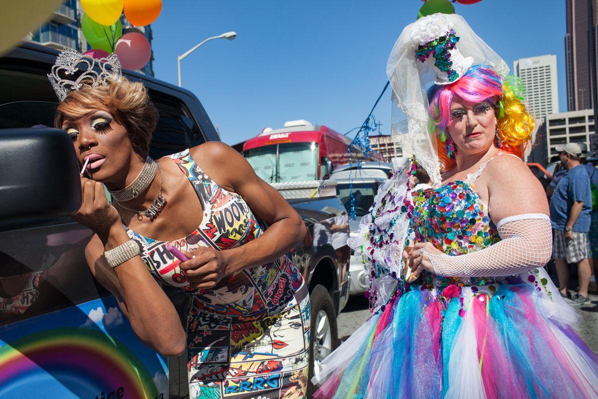 tabúes marcha gay