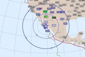 Sismo de 6.3 grados en Baja California Sur; Gobierno evacúa e inspecciona