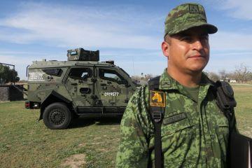 Militares en Reynosa, cazadores cazados por el crimen organizado en México