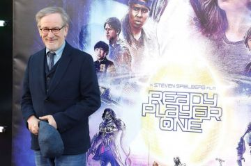 """Ready Player One"" se dispone a barrer la taquilla de cine"