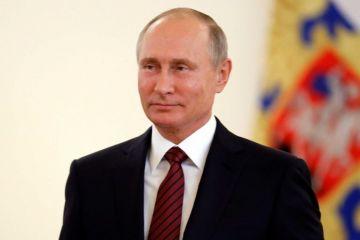 Putin ofrece a México más ayuda por el terremoto al recibir cartas embajadora